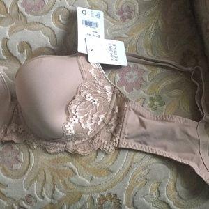 Simone Perele brand new bra with tag nude color